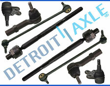 Brand New 8pc Complete Front Suspension Kit for Chevrolet Traverse