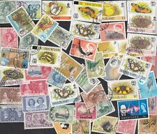 SWAZILAND 65 different lot