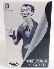 DC Comics Batman Black And White Joker Statue by Dick Sprang NIB Ltd Ed of 5200