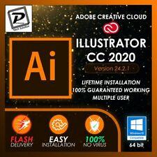 Adobe AI 2020 for windows 64Bit