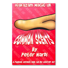 Common Scents By Peter Nardi     Great packet trick to perform on ladies