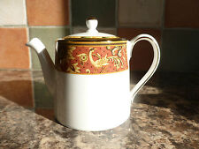 WEDGWOOD PERSIA ONE CUP TEAPOT BRAND NEW UNUSED FIRST QUALITY MINT VERY RARE