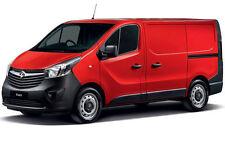 Model Vivaro Wheelbase Type SWB Manufacturer Vauxhall