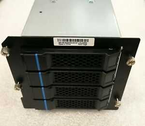 """New 4Bay x 3.5"""" HOTSWAP HDD Cage 384-10501-2102A0 12Gbps for SR10569 or SR20969"""