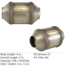 Catalytic Converter-Universal Rear Eastern Mfg fits 02-06 Mini Cooper 1.6L-L4