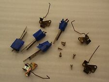 GOTTLIEB 65 PINBALL MACHINE KINGS & QUEENS PLAYFIELD 4 MIDDLE ROLL OVER SWITCHES