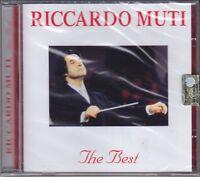 CD ♫ Audio RICCARDO MUTI ~ THE BEST ~ IL MEGLIO ~ I SUCCESSI nuovo