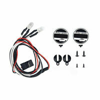 2/4pcs Searchlight Led Lights With Cover for Tamiya Grasshopper 2 RC Car 1/10