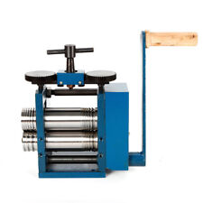 Manual Combination Rolling Mill Machine Jewelry Tools & Equipments Rolling Mill