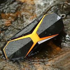 Portable Wireless Bluetooth Speaker Stereo Outdoor Waterproof Loudspeaker TF USB