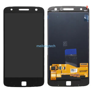 For Motorola Moto Z XT1650-01/03/05 LCD Display Touchscreen Digitizer Black+Tool