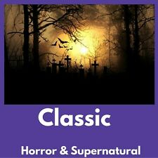 Horror & Ghost Stories e-Book Collection~Kindle~eReader~Nook|FREE BONUS|Data DVD