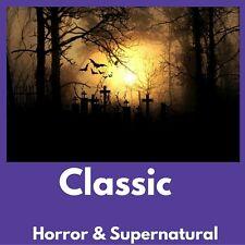Horror & Ghost Stories e-Book Collection~Kindle~eReader~Nook|FREE BONUS|Data DVD