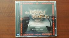 Various The Lords Of Mistery CD Germany ERE0136702 Enigma Gregorian Vangelis