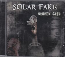 SOLAR FAKE - broken grid CD
