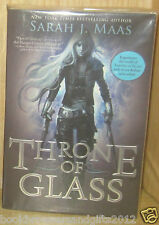 SARAH J. MAAS :THRONE OF GLASS ( TRADE PAPERBACK BRAND NEW)