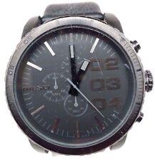 Diesel DZ4216 Black Dial & Leather Strap Men's Watch