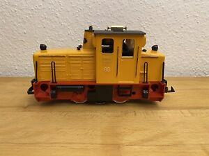 LGB 2060 H Schoema Diesellok mit Horn