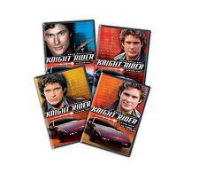 Knight Rider: Complete Original Series 1 2 3 4 Box/DVD Set(s) Hasselhoff NEW!