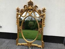 MIRROR IN RESIN FRAME - GOLD #150JM5G