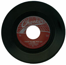 """LITTLE WALTER And HIS JUKES  """"I HATE TO SEE YOU GO""""    R&B"""