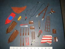 Lego Pirate Ship parts & pieces 35 items included!!
