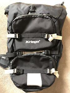 Kriega R30 Backpack - Black