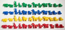 Farm Animal 48 Counters Manipulatives Counting homeschool sorting pattern games