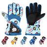 New Kid's Winter Warm Outdoor Sports Ski Snowboard Windproof Snow-proof Gloves