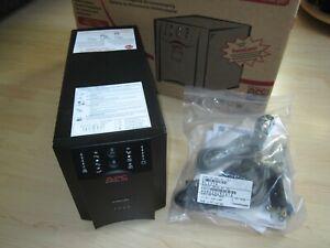 APC Smart UPS SUA1500I, Externe-USV-Anlage
