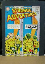 Strange Adventures  #154  HTF 1963  Nice ***