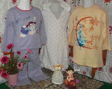 vétements occasion fille 3 ans,chemise de nuit,pyjamas,robe de chambre