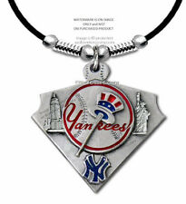 NEW YORK YANKEES NECKLACE for MALE or FEMALE - BASEBALL SPORTS - FREE SHIP #LA
