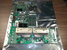 Dell Poweredge 2850 Server Motherboard Y5004 A00 w/Dual 3.4GHz CPUs 4GB RAM DRAC