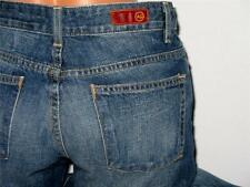 AG ADRIANO GOLDSCHMIED The *GEMINI* Boot Cut WHISKERED SZ 28 R Women's Jeans