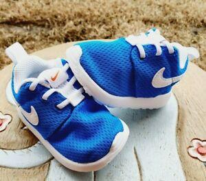 """Nike Roshe One """"Photo Blue"""" BRAND NEW Toddler 6C"""
