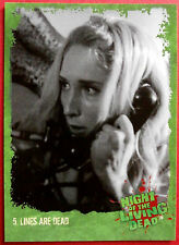 NIGHT OF THE LIVING DEAD - Card #05 - Lines are Dead - Unstoppable