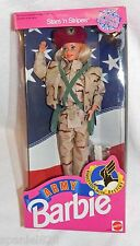 BARBIE MILITARY STARS & STRIPES ARMY