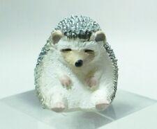 Japan Zoozoozoo Sleeping Hedgehog PVC mini figurine