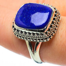 Lapis Lazuli 925 Sterling Silver Ring Size 8 Ana Co Jewelry R29321F