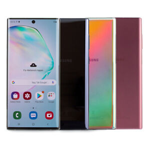 Samsung Galaxy Note 10 Smartphone 6,3 Zoll Amoled Display 16MP Android WOW