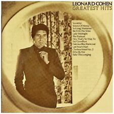 LEONARD COHEN GREATEST HITS CD NEW