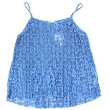 Camisas y tops de mujer Zara color principal azul