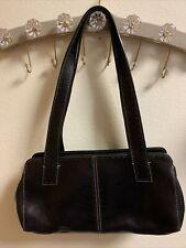 FOSSIL Vintage Black Pebble Texture