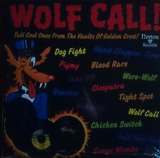 Wolf Call - Tall Cool Ones From The Vaults of Golden Crest LP Norton Garage