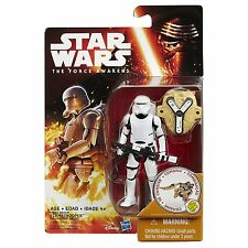 Star Wars The Force Awakens 3.75-Inch Figure Desert Mission Flametrooper New
