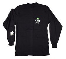 Vtg 1980s Ray Barbee Powell Peralta Long Sleeve T-Shirt M skateboarding black