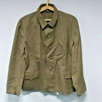 Original Soviet Army Military Officer Jacket Field USSR Uniform War Combat Tunic