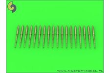 Master Model AM-32-084 1/32 Static dischargers for F-16 (16pcs+2spare)