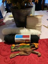 MIXED LOT OF ASSORTED VINTAGE & NEW   SEWING SUPPLIES